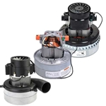 ProTeam Vacuum & Brush Motors