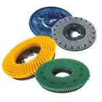 Star Scrub Brushes & Pad Drivers