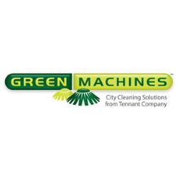 Green Machine - AB005 Adapter-Brush Head