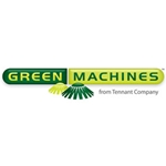 Brushes & Pad Drivers for Green Machine Cleaning Equipment